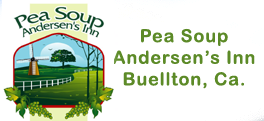 Logo Peasoup Andersen's Inn Lodging